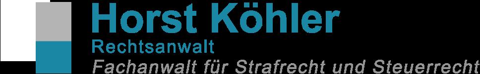 Rechtsanwaltskanzlei Horst Köhler